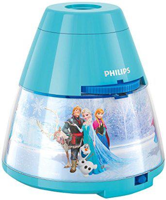 Précommande : Veilleuse Philips Disney Reine des Neiges pour Enfant