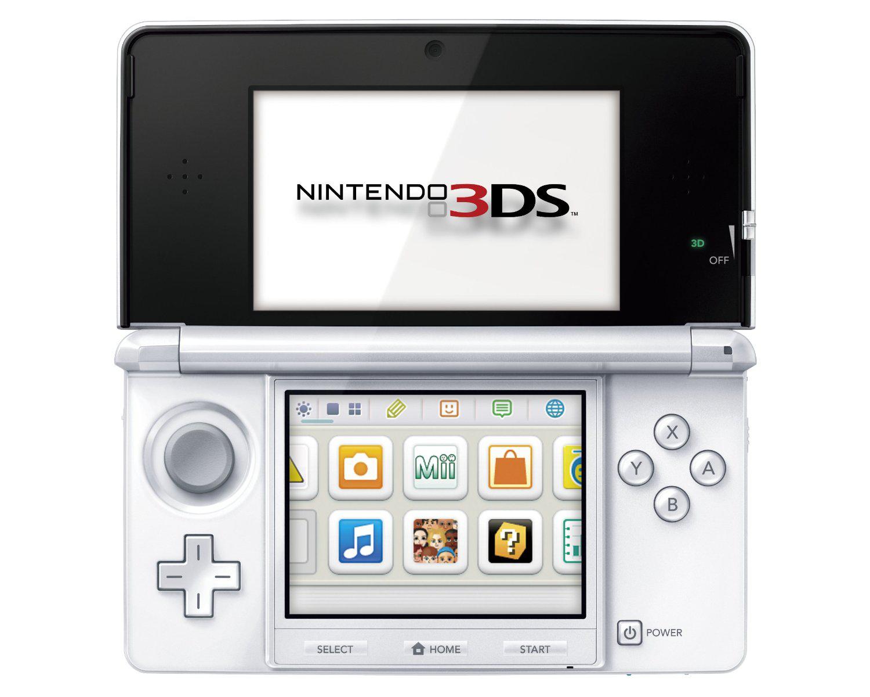 Console Nintendo 3DS - Blanc
