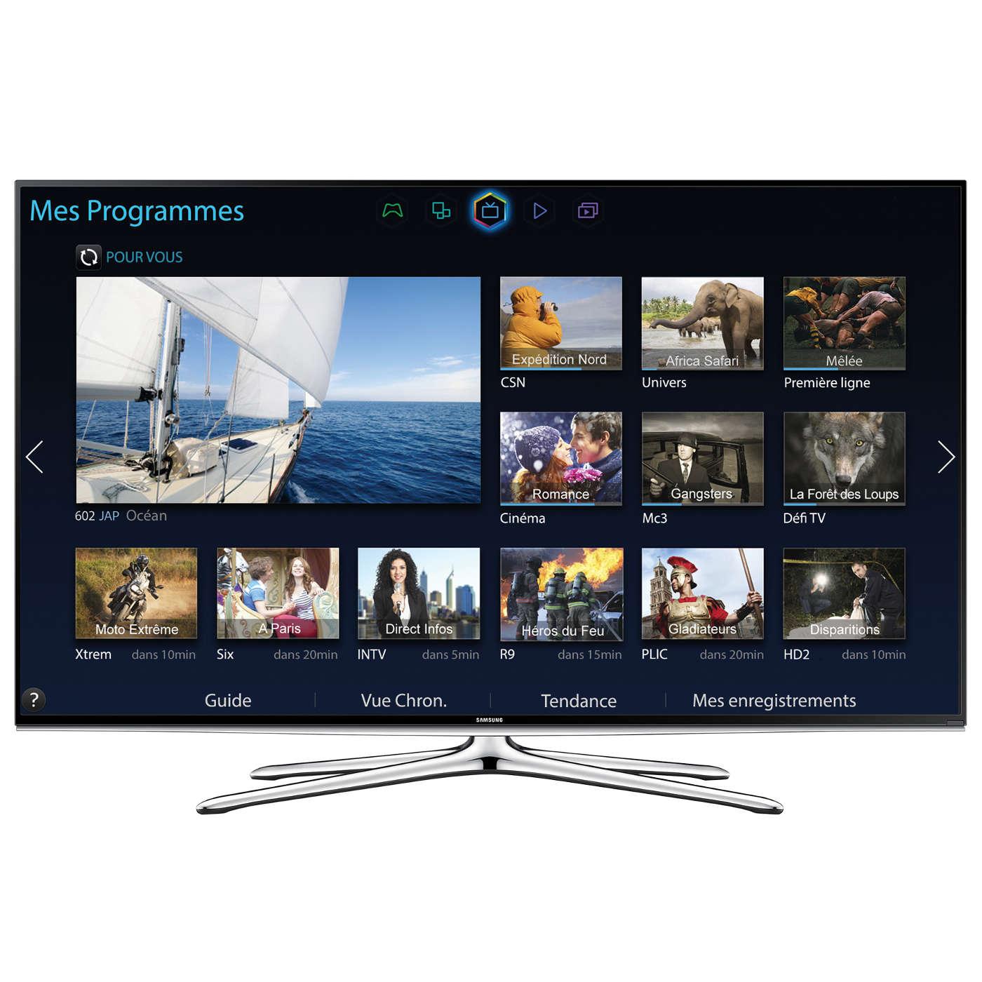 "TV 48"" Samsung UE48H6200 3D Full HD"