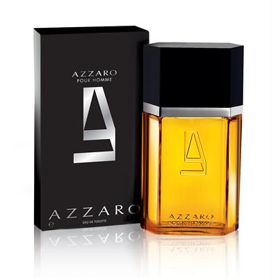 Eau De Toilette Azzaro (ou Chrome) Pour Homme Spray 50ml