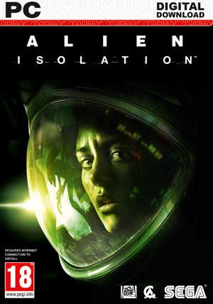 Alien : Isolation dématérialisé sur PC