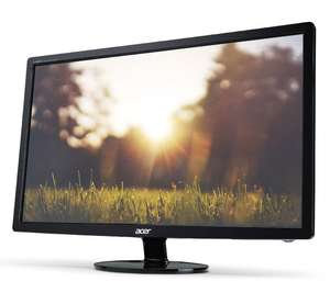 "Ecran PC LED 27"" Acer S271HLDbid Full HD (Dalle VA)"