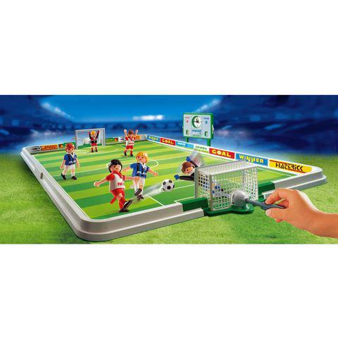 Playmobil 4700 Terrain de football avec joueurs