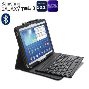 Etui avec clavier Kensington (pour Samsung Galaxy Tab 3 et 4 10.1)