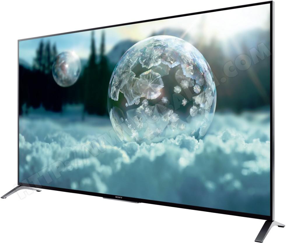 """TV 4K 55"""" Sony KD55X8505BBAEP 3D (avec ODR 200€ )"""