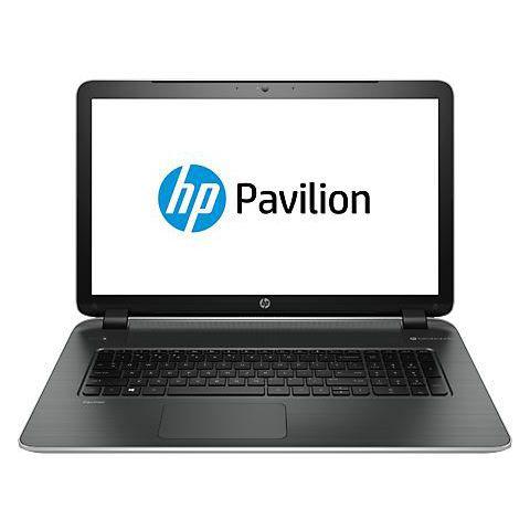 "PC Portable 17"" HP 17-F140NF - Intel core i3-4030 - 4 Go RAM - HDD 500 Go - Windows 8.1"