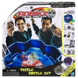Set De Combat Extreme Beyblade 31671 Metal Masters
