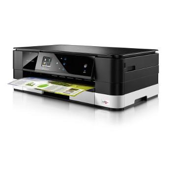 Imprimante Jet d'encre couleur Brother DCP-J4110DW - Format A3 - 18 ipm - Ethernet 10/100 Wi-Fi