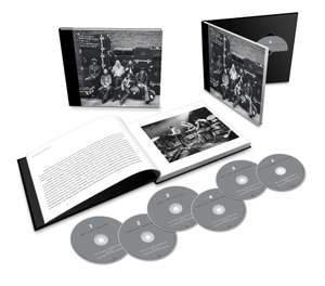 Coffret 6 CD The Allman Brothers The 1971 Fillmore East Recordings