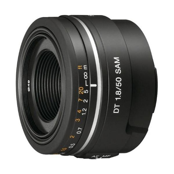 Objectif Sony DT 50mm f1.8 SAM (Avec ODR de 30€)