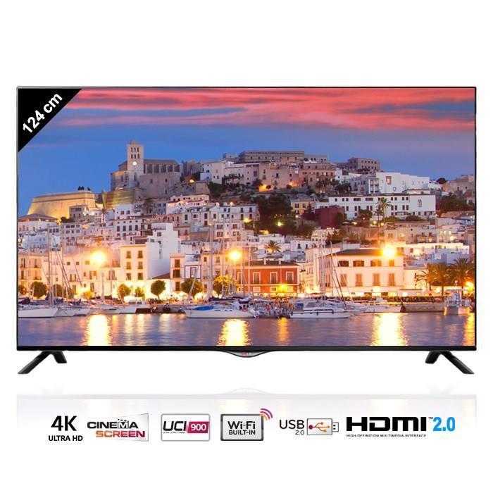 """TV 48"""" LG 49UB820 Smart TV Ultra HD 4K"""
