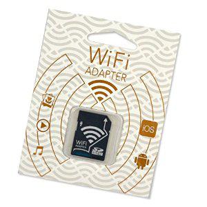 Adaptateur SD Wifi Qumox pour carte mémoire Micro SD