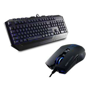 Pack clavier souris gamer Devastator Coolermaster