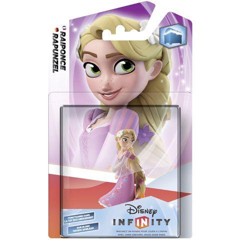 Sélection de figurines Disney infinity en promo - Ex : Figurine Raiponce