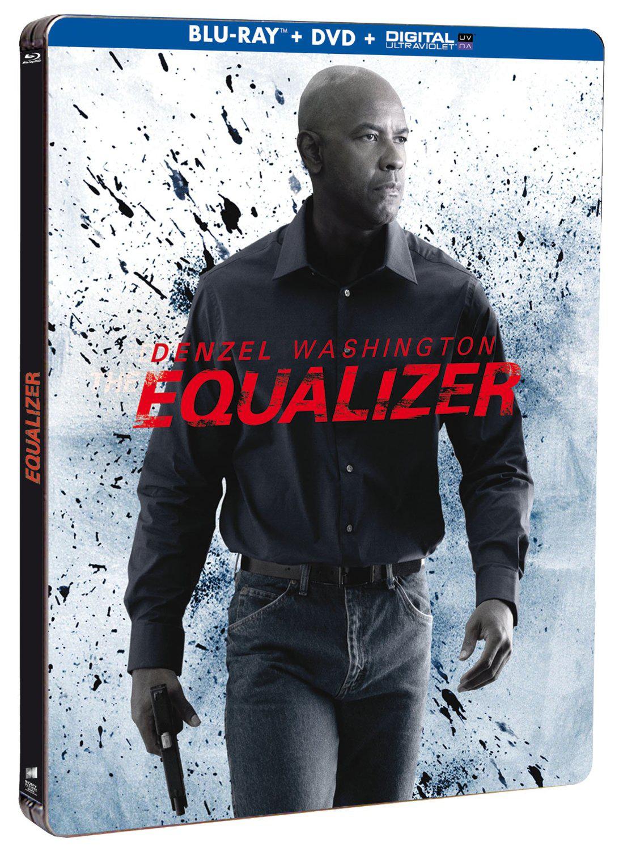 [Précommande] Blu-Ray Equalizer steelbook