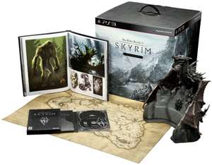 The Elder Scrolls V : Skyrim Collector sur PC / PS3 / XBOX 360