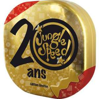 Jeu  de société Jungle Speed Spécial 20 ans Asmodée (10€ ODR)