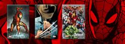 Une plaque métal Marvel offerte pour 2 Comics achetés parmi une sélection