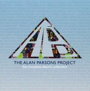 Coffret 11 CD - Alan Parsons - The Complete Album Collection