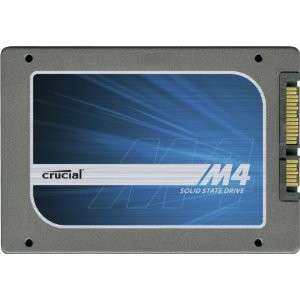 Disque SSD M4 Crucial 2,5'' 256 Go SATA 6 Go/s CT256M4SSD2