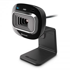 Webcam Microsoft LifeCam HD-3000 (avec ODR)