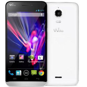 "Smartphone 4,7"" 4G - Wiko Wax Blanc (ODR 40€)"