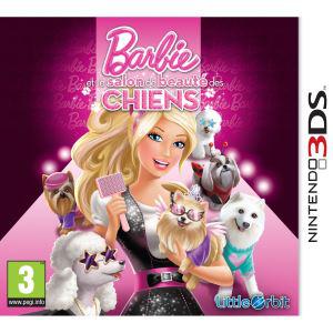 Jeu 3DS Barbie et le Salon De Beauté des Chiens (+20€ en bons d'achat)