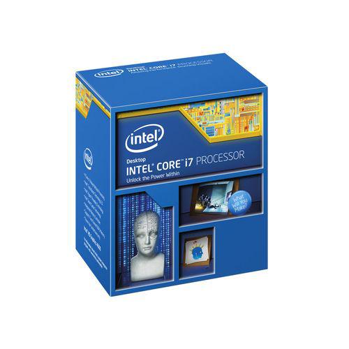 Processeur Intel Haswell - Core i7-4770K / 3.50 GHz 4 coeurs Socket-LGA1150 8 Mo Cache