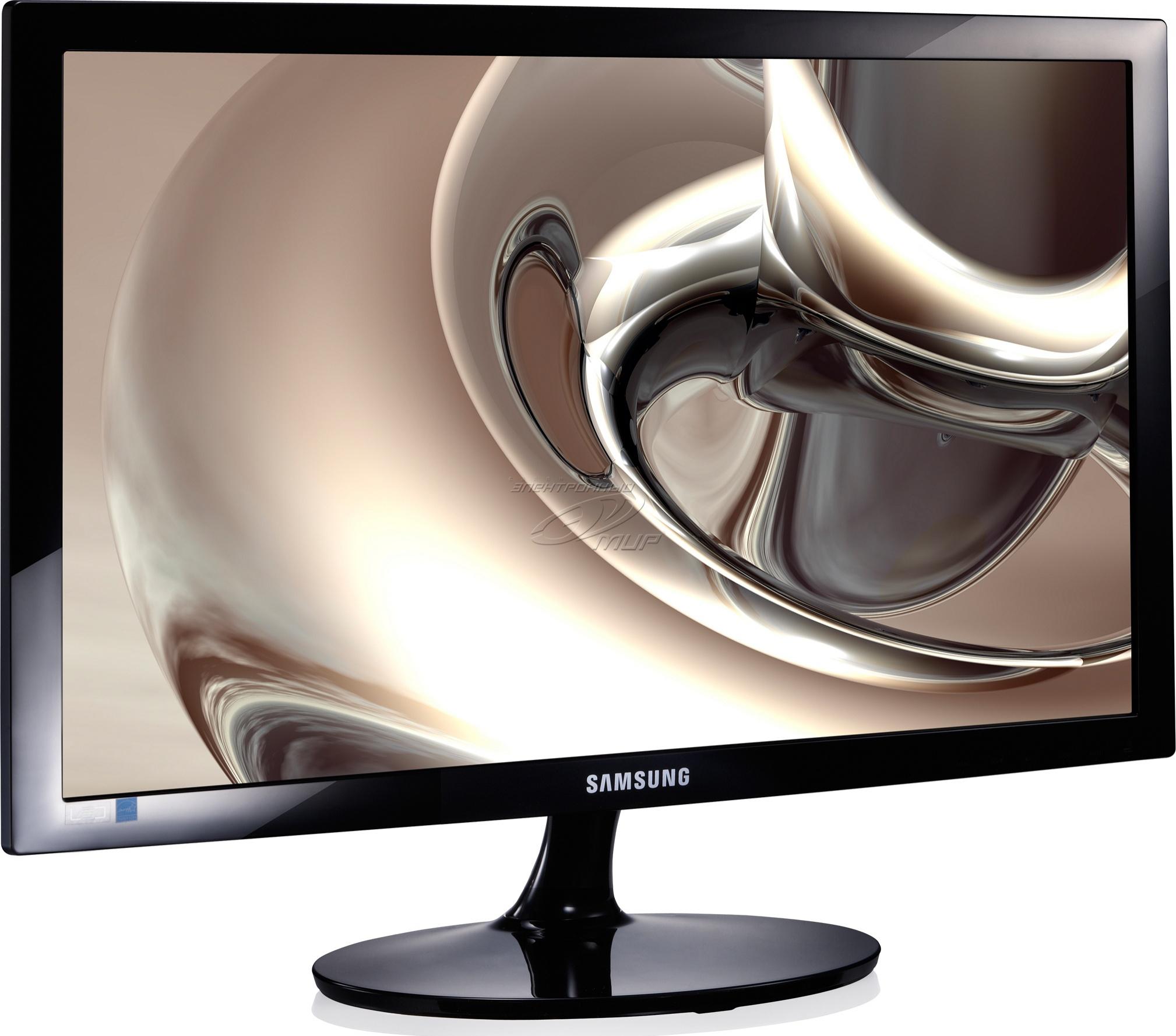 "Ecran 24"" Samsung S24D300HS + 20€ en bons d'achat"