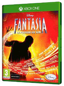 Disney Fantasia : Le pouvoir du son sur Xbox One/360