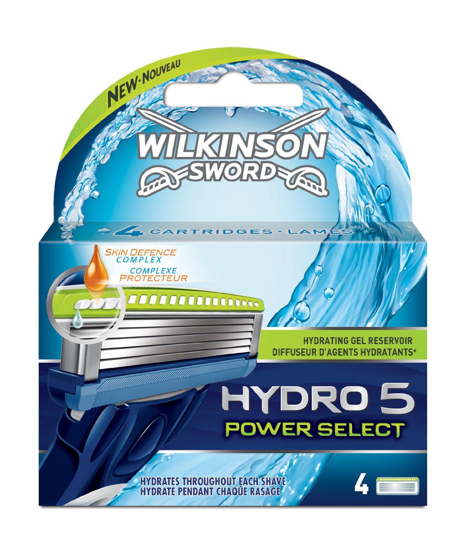 lot de 3 paquets de 4 lames pour Rasoir Hydro 5 Power Select