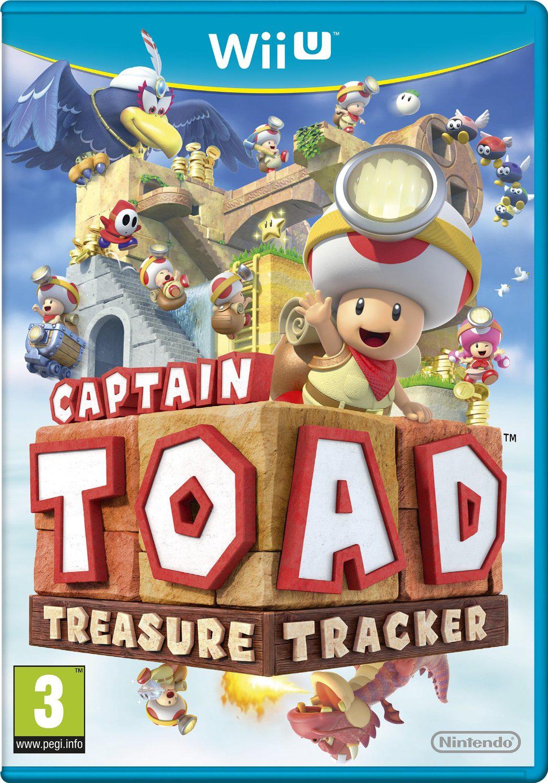 Précommande : Captain Toad Treasure Tracker sur Wii U + T-shirt Captain Toad Treasure Tracker Offert