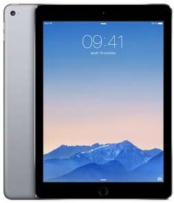 Tablette Apple iPad Air 2 - Wi-Fi - 64 Go - Gris Sidéral