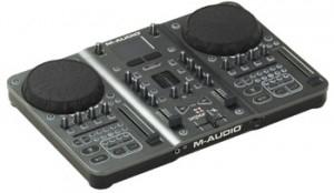 contrôleur DJ M-Audio Torq Xponent