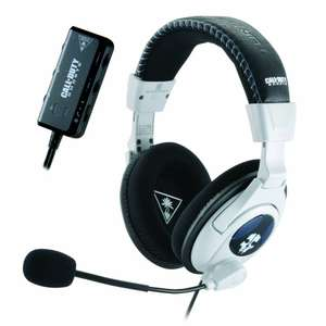 Casque gaming Turtle Beach Ear Force Shadow Call of Duty: Ghosts (toutes consoles)
