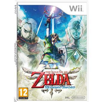 Jeu Wii Zelda Skyward Sword