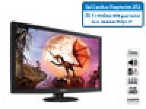PHILIPS 273E3LHSB Ecran plat LED 27'' Full hd 1 ms VGA,DVI,HDMI (code promo 10€ et ODR 30€)