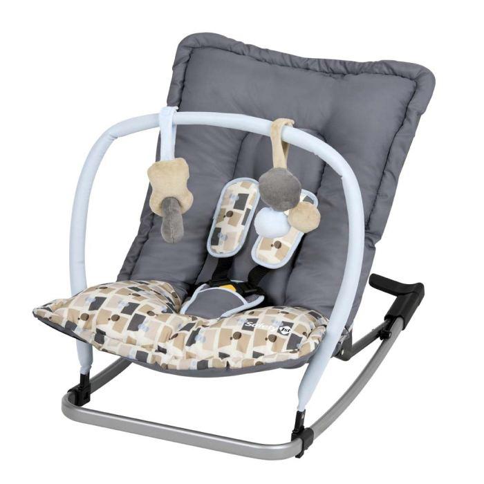 Transat Coussin pour bébé  Mellow Fifties Safety 1st (+ 2 bons de 10€)
