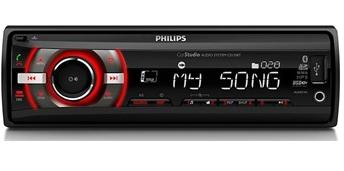 Autoradio Philips CE135 (ODR 10€)