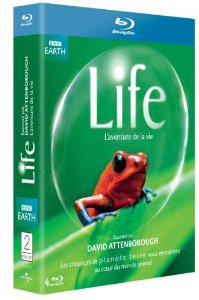 Coffret Blu-ray (4 Discs) - Life, l'aventure de la vie