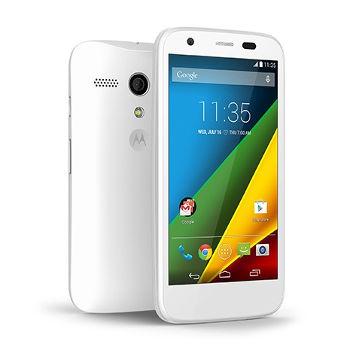 Smartphone Motorola Moto G 8Go 4G Blanc (avec ODR)
