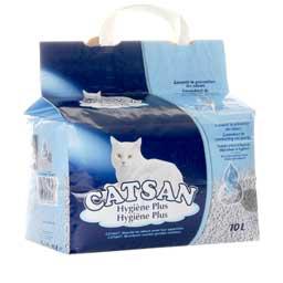 Litière Catasan Hygiène Plus en sac