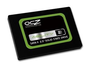 Disque SSD 2.5'' OCZ Agility 2 - 120 Go SATA II