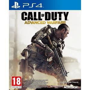 Jeu PS4 Call of Duty: Advanced Warfare Edition Day one (+ 2x50€ de bons d'achat)