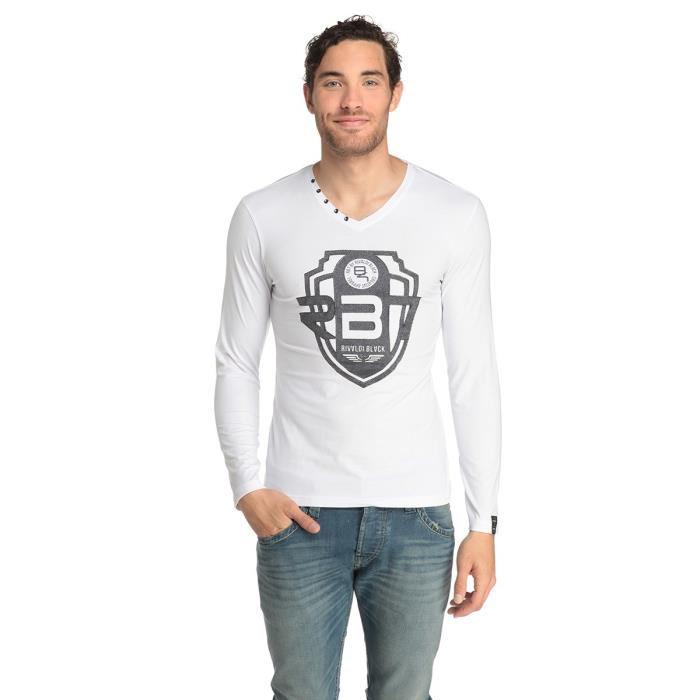Sélection de vêtements portant sur  l'offre 20 € en bons d'achat - Ex : Rivaldi T-Shirt Homme