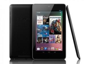 Tablette Asus Nexus 7 (frais de port gratuits)