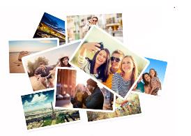 60 Tirages Photo 11.5x15 cm gratuits / Livraison incluse