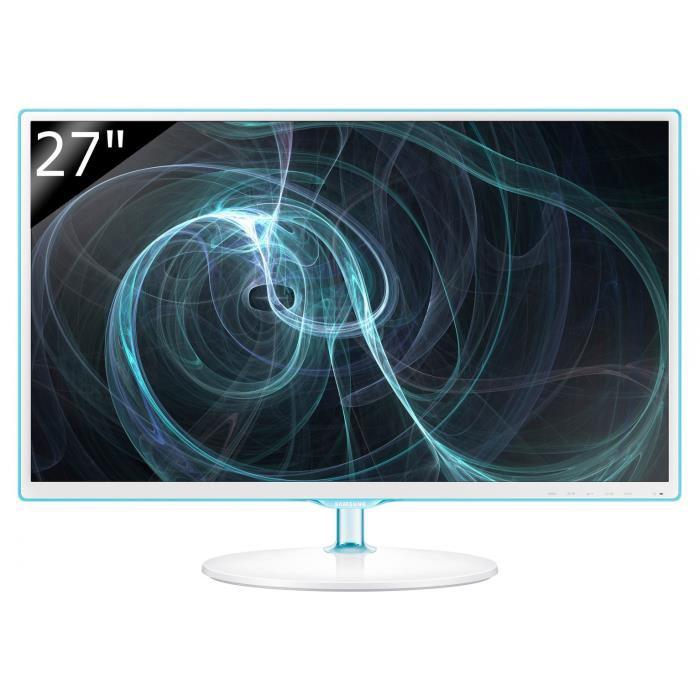 "Ecran PC 27"" Samsung S27D391H Full HD - Dalle PLS (+ 2 bons de 25€ )"
