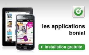 Application  Bonial - promos & catalogues (PC - iOS - Android)
