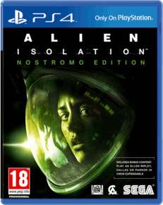 Jeu PS4  & Xbox ONE  Alien : Isolation - Edition Nostromo, Ripley